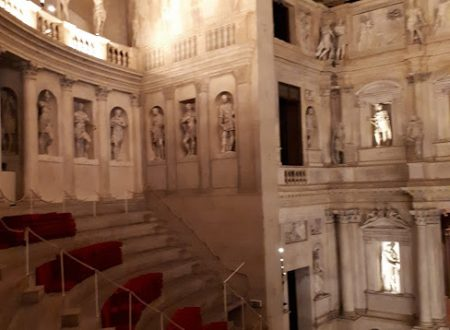 Teatro Olimpico, Vicenza: un' esperienza coinvolgente